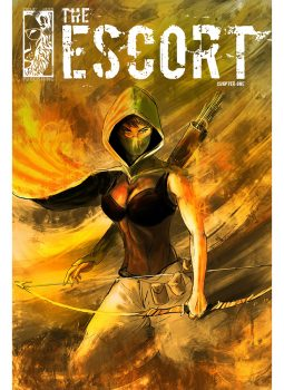 "Review: ""Escort"" Entices Readers With a Futuristic Dystopian World"