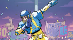 """David Lafuente's """"X-O Manowar"""" cover for Valiant High #2 revealed"""