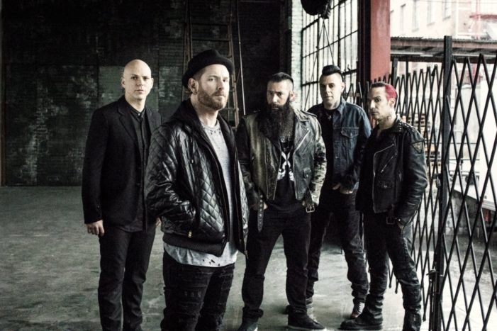 Stone Sour announced for Rock on The Range kick-off party