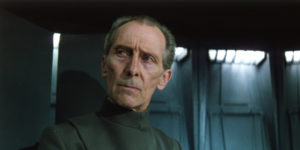 Peter Cushing has been dead for over 20 years, but nobody will notice the difference. Photo/Cinema Blend