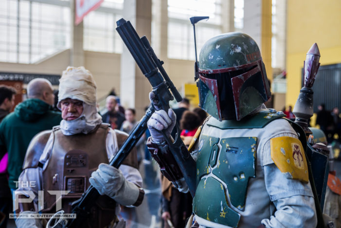 A look back at last year's C2E2 cosplay