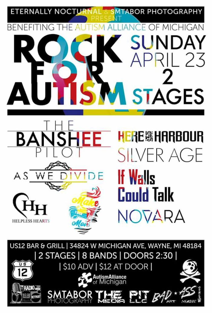 Get Ready to Rock for Autism