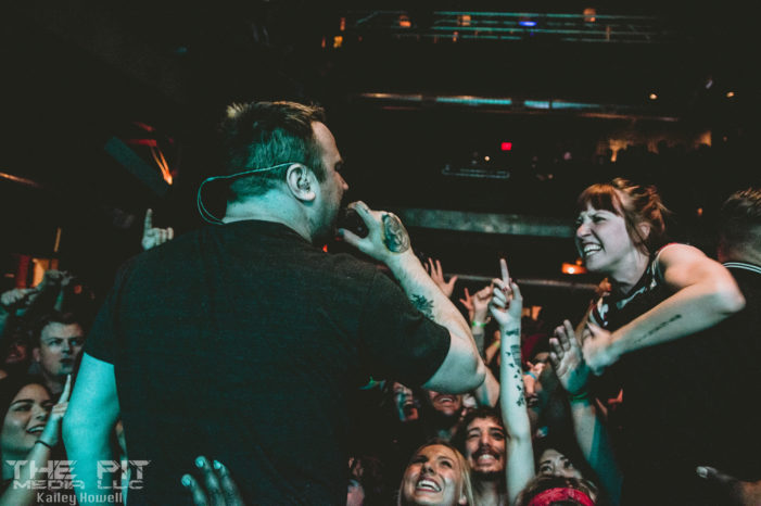 Bayside and Say Anything sell out the Crofoot Ballroom