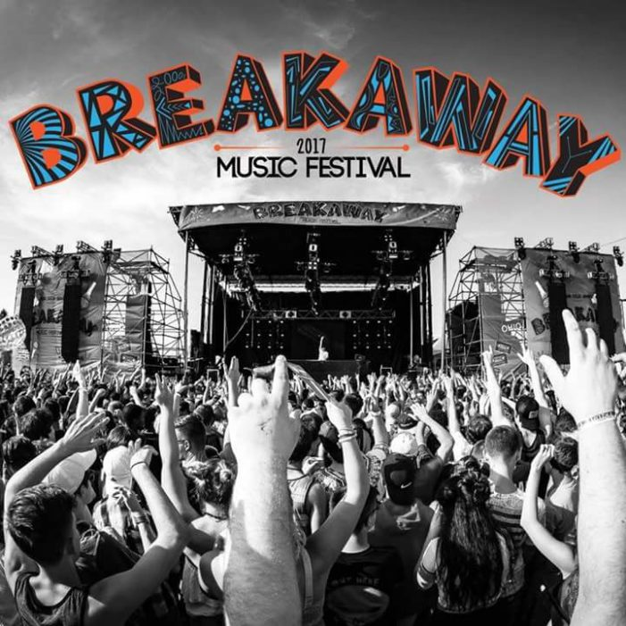 Breakaway Festival announces line up and expansion