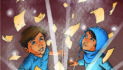 """Interview: CYRIC Delivers The Joy of Comics to Syrian Refugee Children with """"Haawiyat"""""""