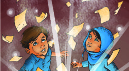 "Interview: CYRIC Delivers The Joy of Comics to Syrian Refugee Children with ""Haawiyat"""