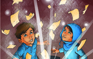 Interview: CYRIC Delivers The Joy of Comics to Syrian Refugee…
