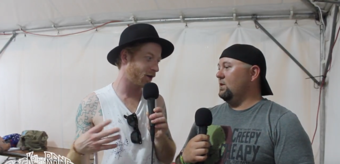 ROTR 2017: Biffy Clyro talks tattoos and music with The Pit