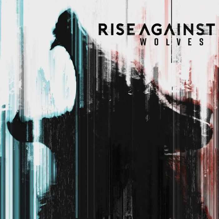 Rise Against release new political punched album Wolves