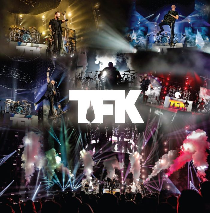 Thousand Foot Krutch announce Untraveled Roads; first live record in 6 years