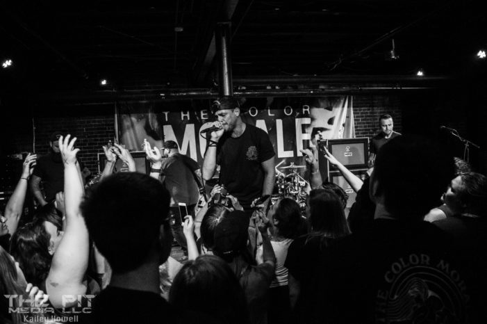 The Color Morale and The Plot in You sell out fourth show in a row