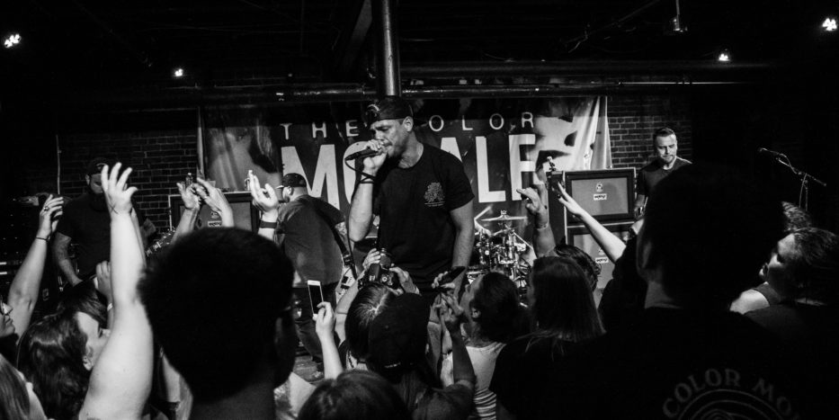 The Color Morale And The Plot In You Sell Out Fourth Show In A