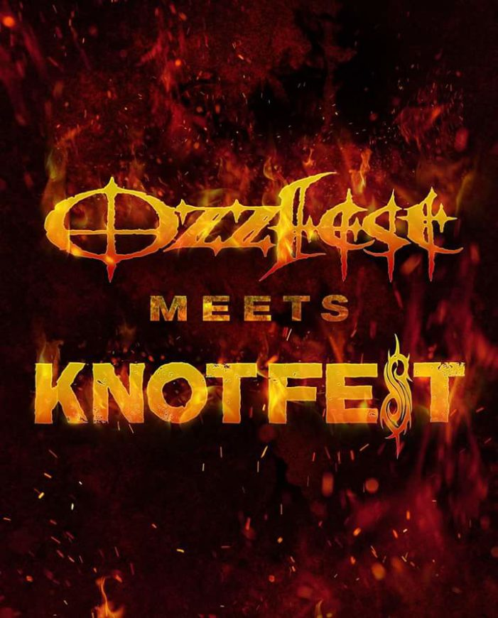 Ozzfest meets Knotfest returns to Cali November 4 and 5