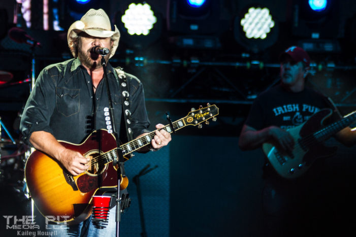 LOCASH and Toby Keith bring the party to Common Ground Festival