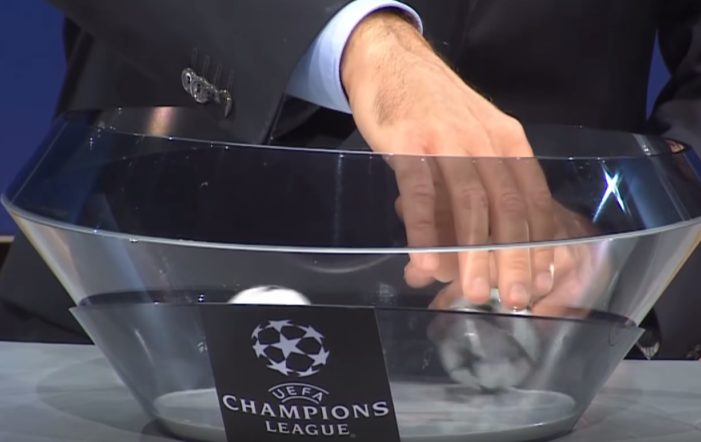 Champions League draw: Tottenham land in nightmare group