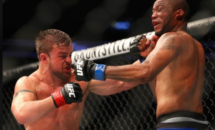 Cody Stamann latest Michigan fighter added to UFC 216 card