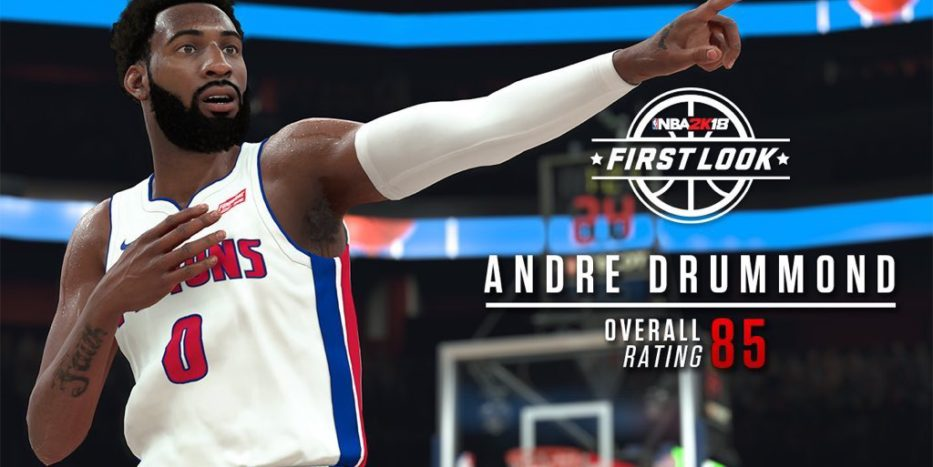 Andre Drummond makes all-time Detroit Pistons roster for NBA