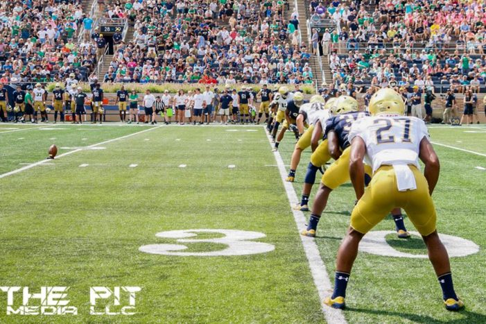 Notre Dame Football 2017 Preview
