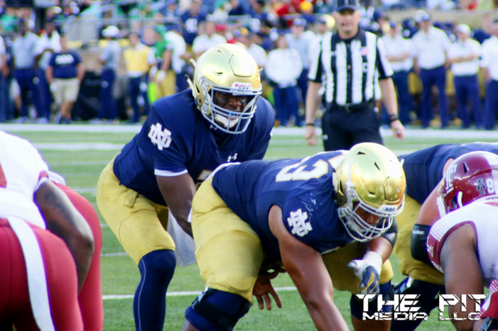 Preview of #13 Notre Dame vs. #11 USC