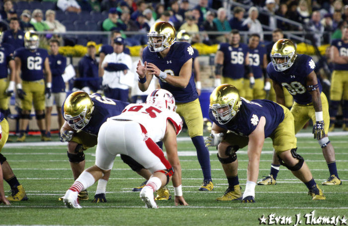 Late TD Propels Irish to 21-17 Citrus Bowl Victory