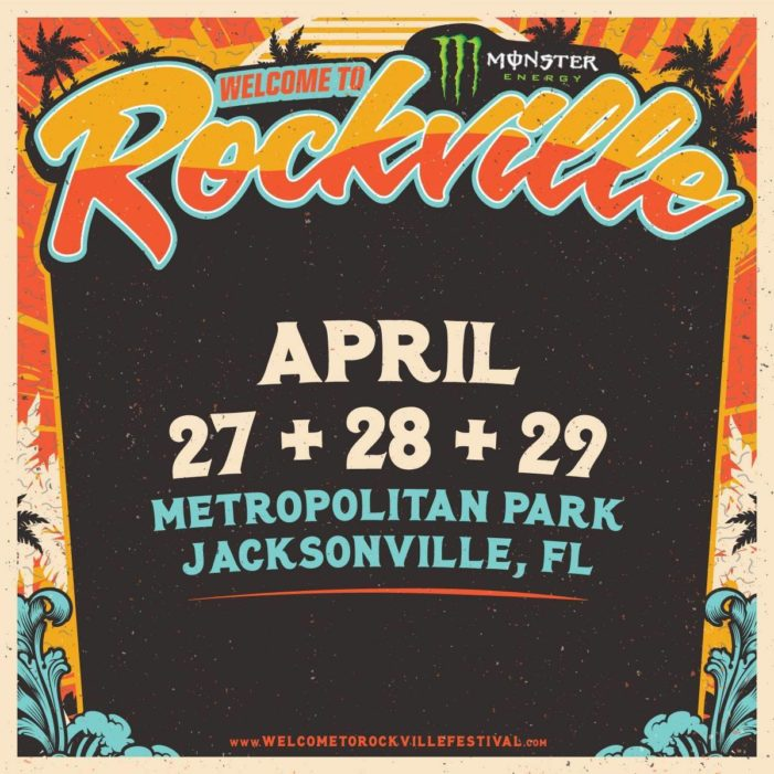 Welcome to Rockville to include Ozzy Osborne, Avenged Sevenfold and Foo Fighters