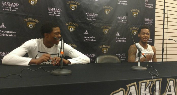 Brailen Neely dishes career-high 13 assists in Oakland's 97-87 win over Texas Southern