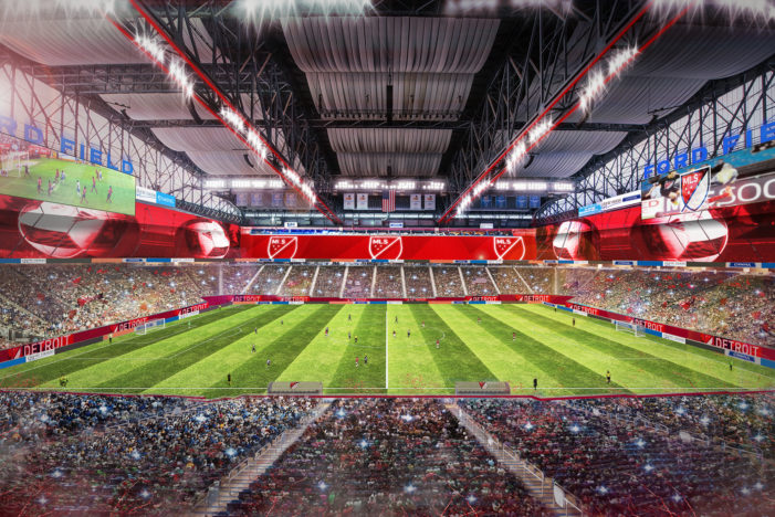 Detroit one of four finalists for upcoming MLS expansion