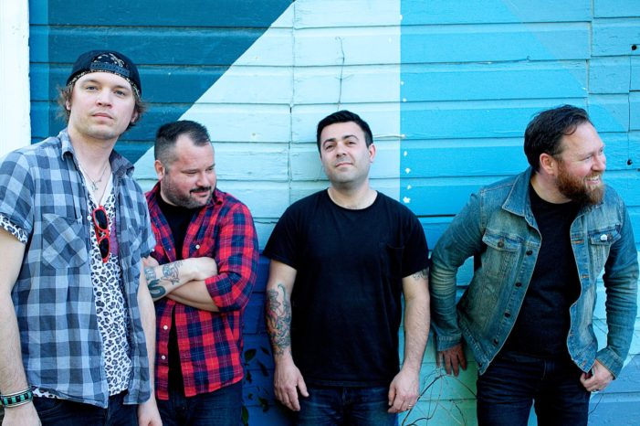 Radar State hits the road with Say Anything