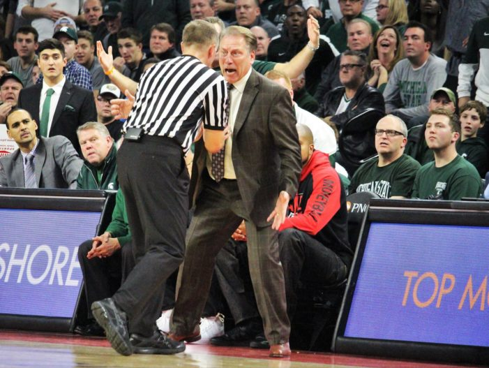 Injuries force Golden Grizzlies to adjust ahead of in-state showdown with Michigan State