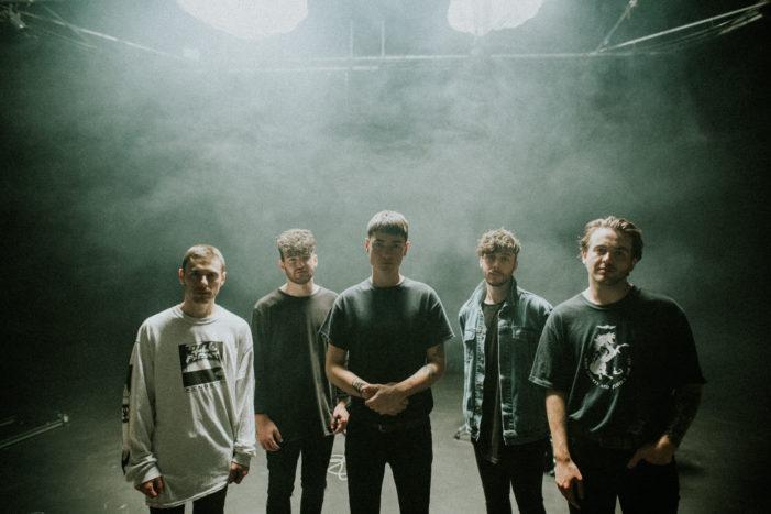 "Boston Manor releases new single ""Drowned in Gold"" in anticipation of UK Tour"