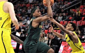 No. 2 Michigan State survives Oakland, 32-point outing from Kendrick…