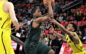 No. 2 Michigan State survives Oakland, 32-point outing from Kendrick Nunn