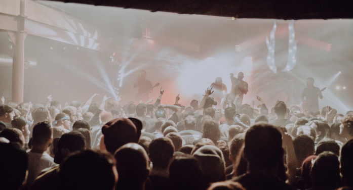 August Burns Red gets rowdy at The Crofoot for the Phantom Anthem Tour