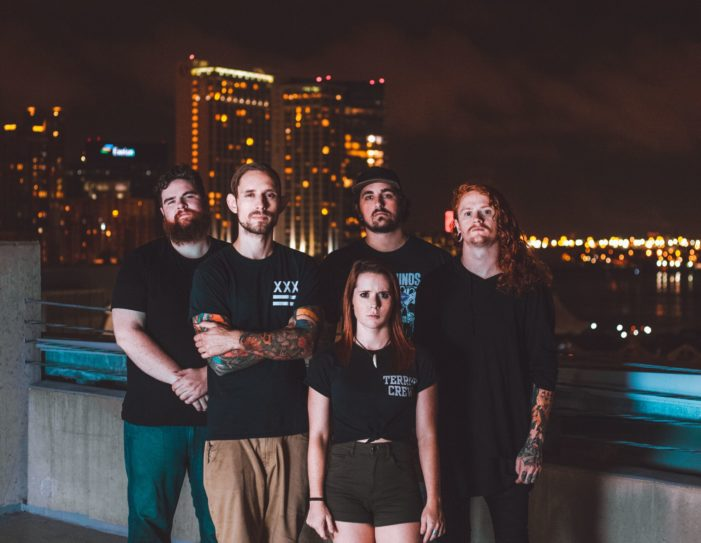 Lauren Kashan of Sharptooth brings social consciousness to the hardcore scene