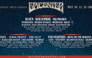 Danny Wimmer Presents announces debut Epicenter lineup