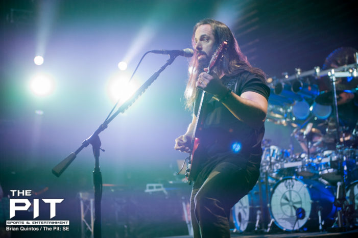 Dream Theater enthralls fans with 'Along For The Ride' tour