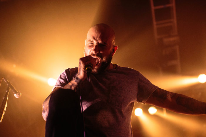 """August Burns Red """"Messengers"""" 10 Year Anniversary Tour"""