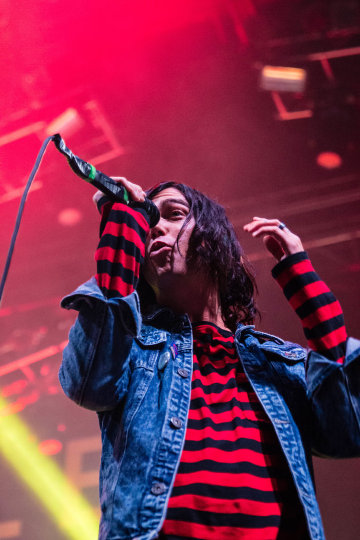 End The Madness Tour with Sleeping with Sirens, State Champs and more