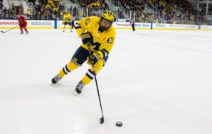 Michigan Men's Hockey Swept by Buckeyes